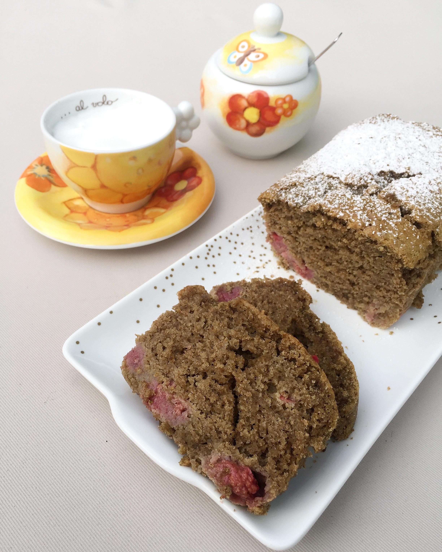 Cake Matcha e Lamponi Senza Burro, un dolce super goloso e leggero che vi conquisterà di dolci senza burro