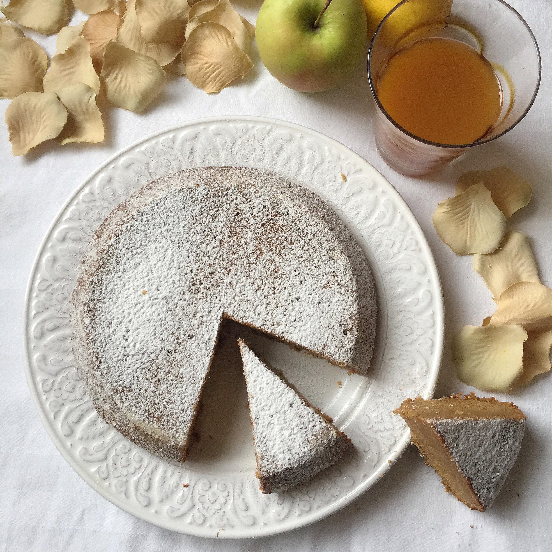 Torta con Scarti Estrattore Senza Burro, un dolce light leggero e goloso di dolci senza burro