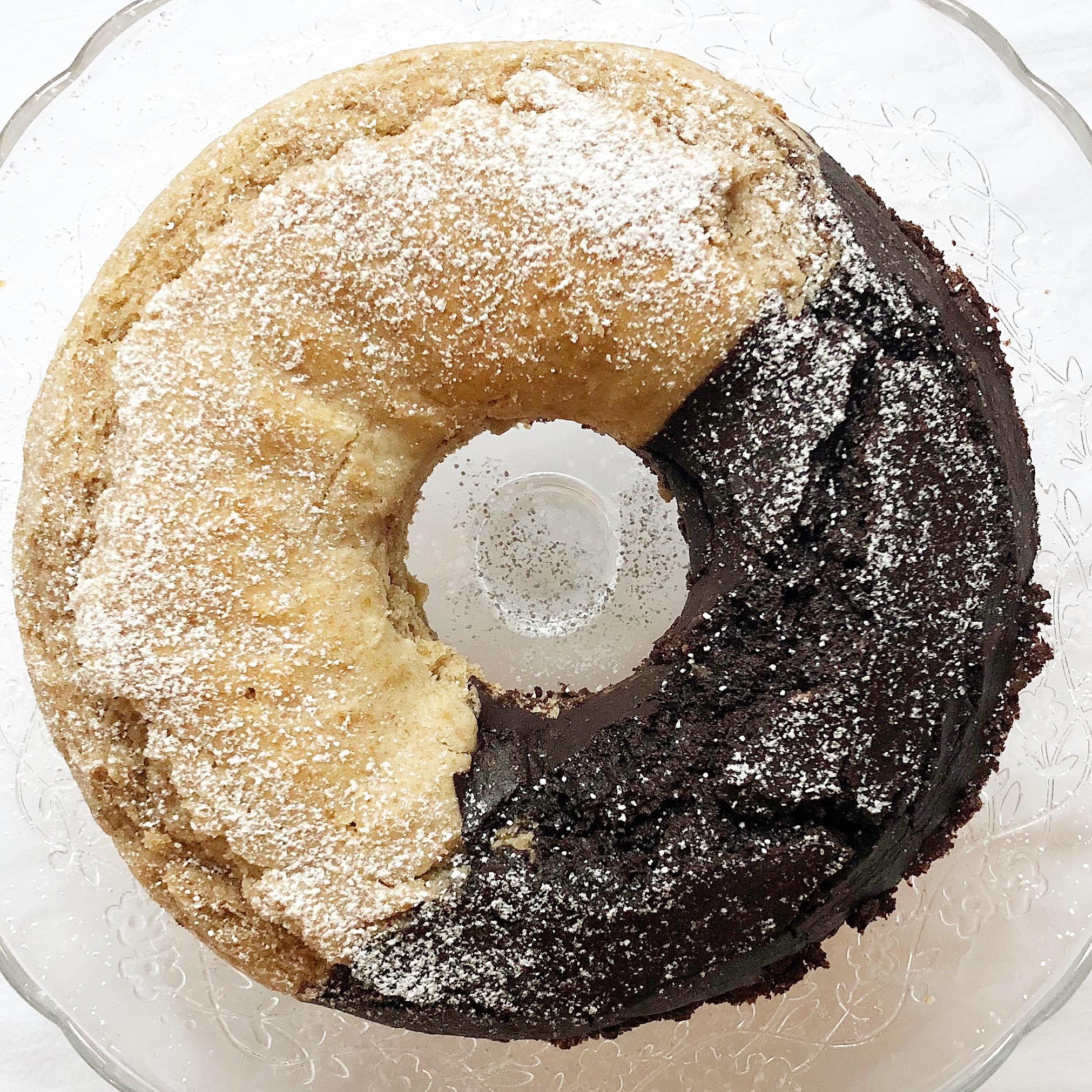 Torta Abbraccio Senza Burro, un dolce soffice e morbido di dolci senza burro