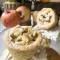 Sbriciolata di Mele Senza Burro, il dolce goloso di dolci senza burro