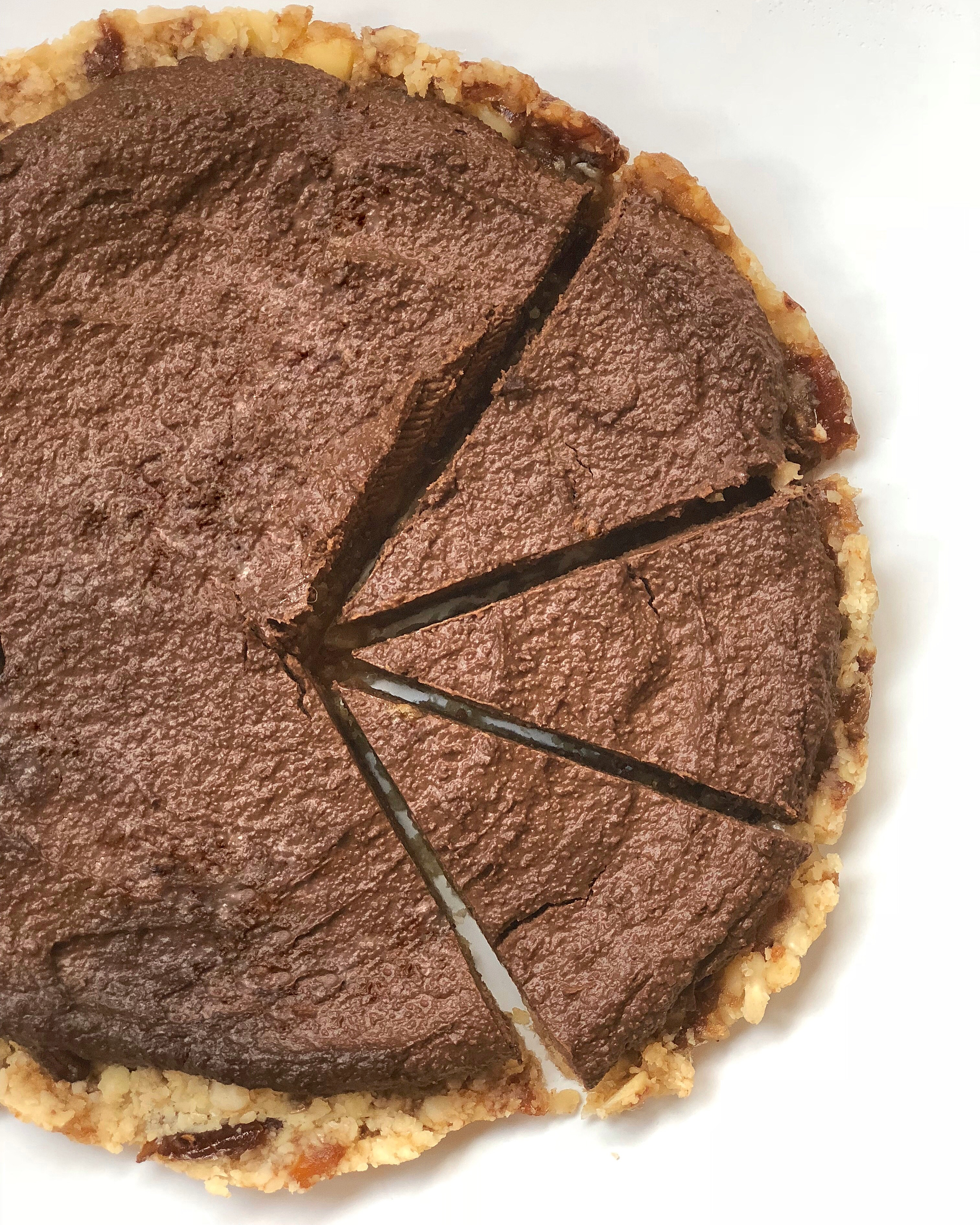 Torta Proteica Senza Cottura un dolce leggero e goloso adatto a tutti di dolci senza burro