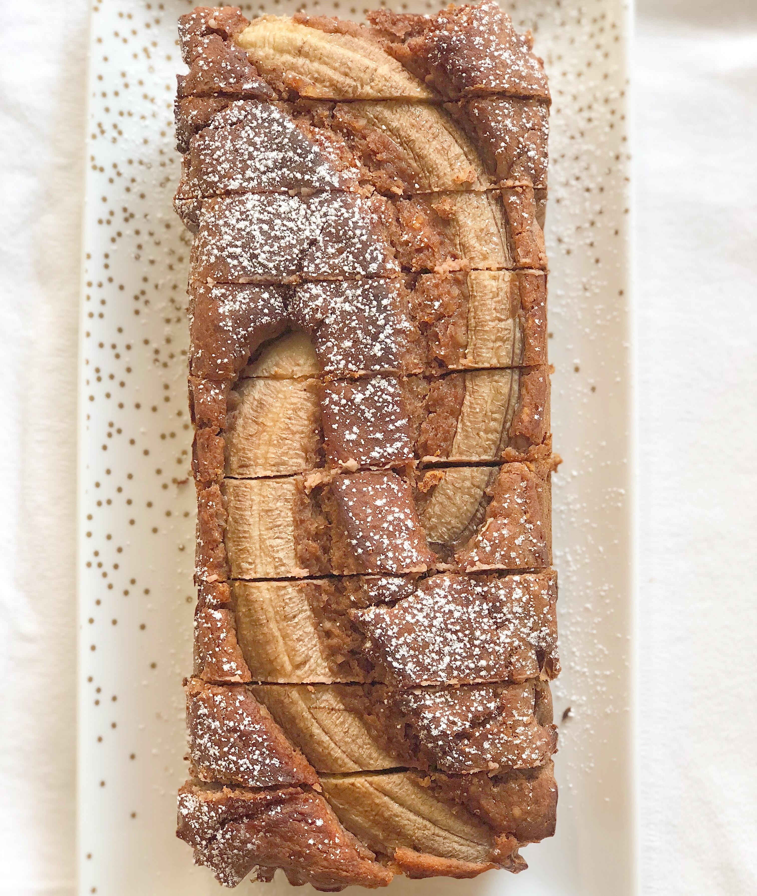 Banana Bread Proteico, un dolce senza latte uova per fare il pieno di energia di dolci senza burro