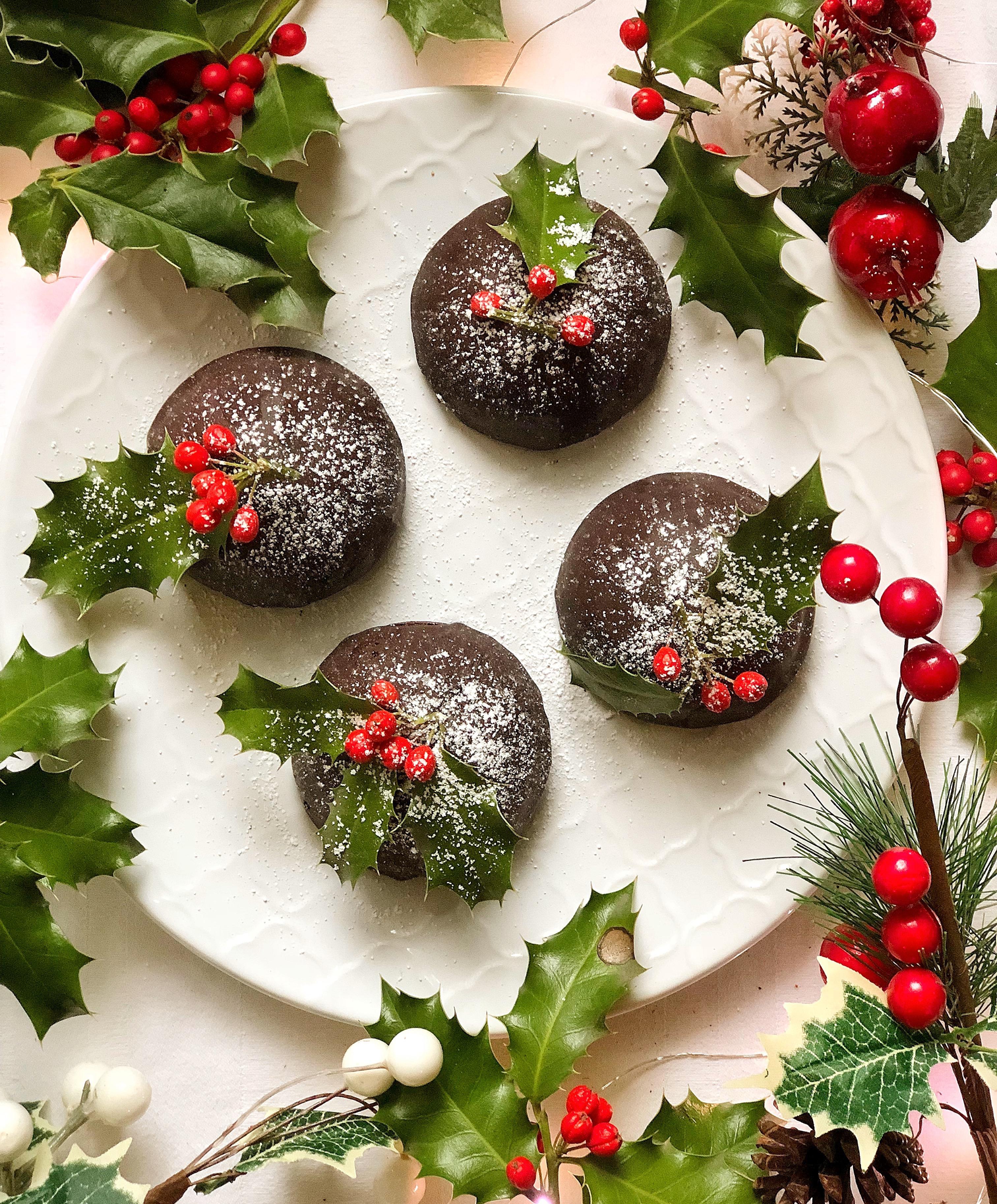 Cupole di Cioccolato Senza Burro, i dolci super cioccolatosi di dolci senza burro