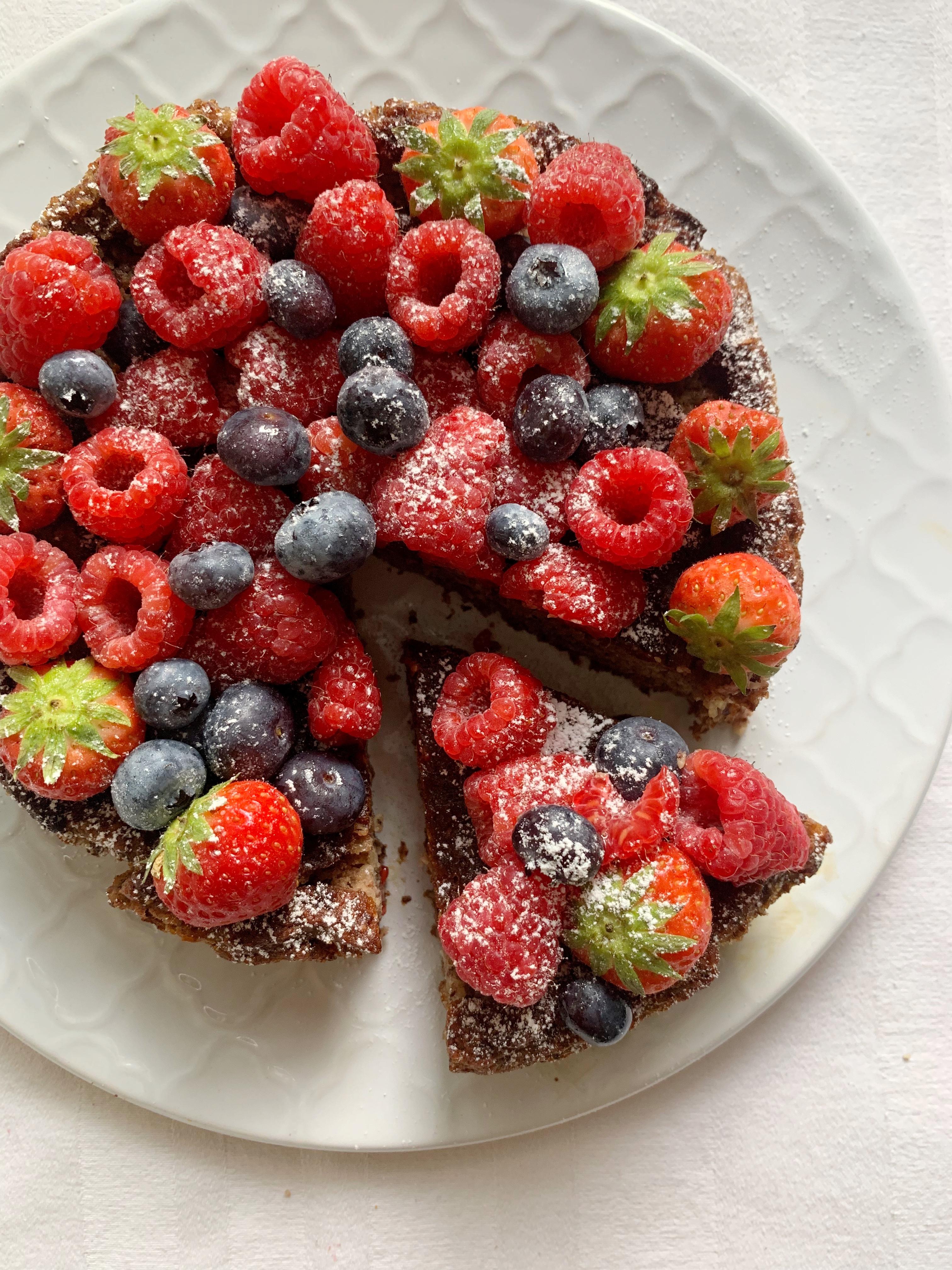 Torta 5 Minuti Senza Farina, Latte, Uova